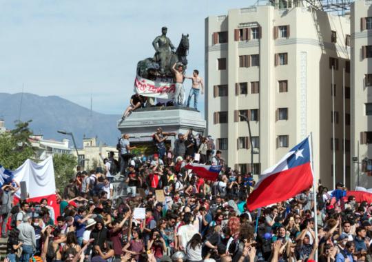 Editorial Econintech – El relato que faltó para salvar a Chile